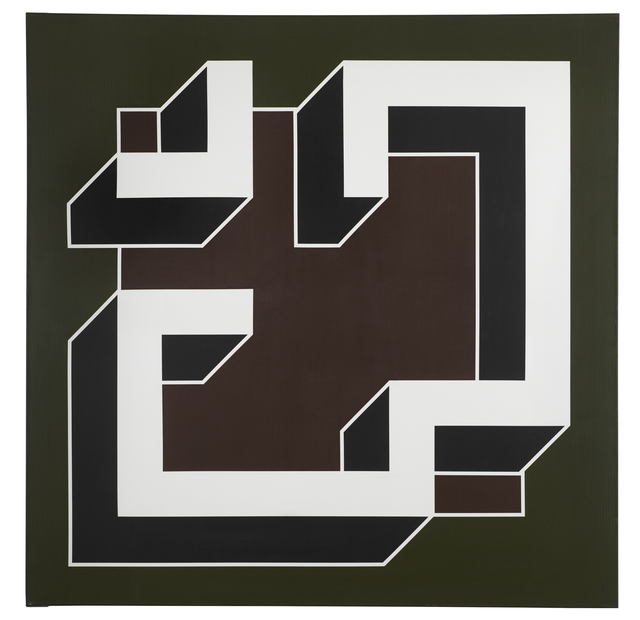, 'Black and White No. X,' 1981, The Mayor Gallery