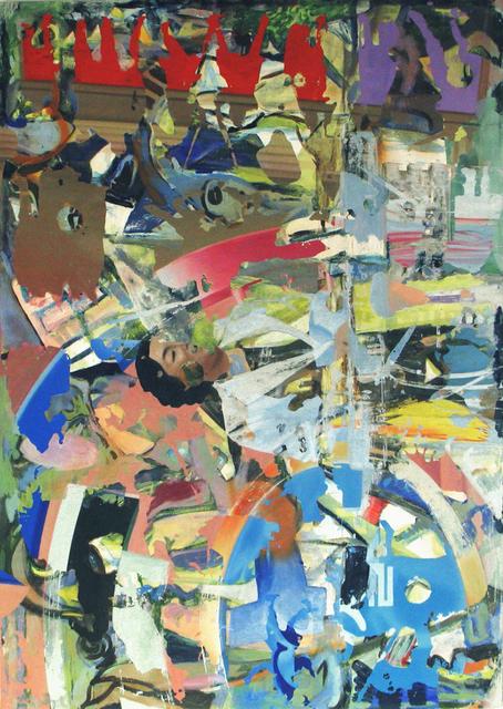 , 'Untitled,' 2014, Galleria Raucci / Santamaria