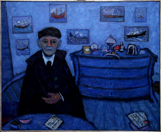 , 'My Grandfather ,' 1980, Museum of Modern Art Dubrovnik