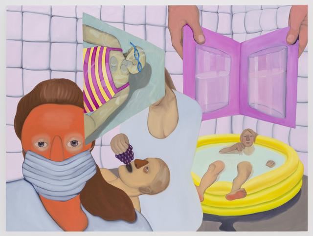 , 'Conversation Piece,' 2016, The Hole