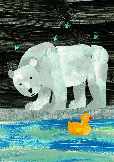 ", ' Illustration from ""10 Little Rubber Ducks"",' 2005, High Museum of Art"