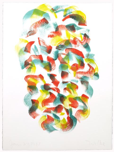 , 'B.C. Series, January 27, 1987,' 1987, Carl Solway Gallery
