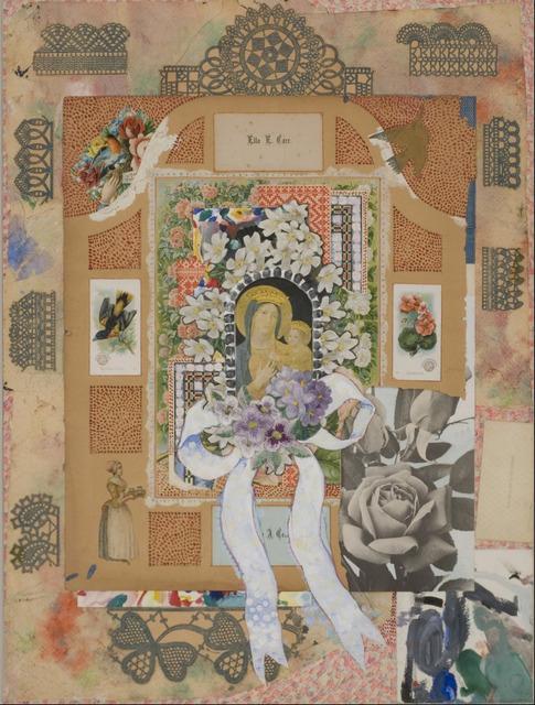 , 'Madonna with Flowers IV,' 1966, Jeffrey Deitch