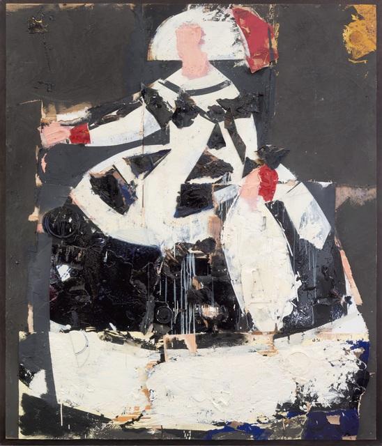 , 'La Reina Mariana,' 2017, Opera Gallery