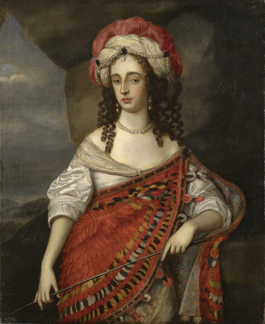 , 'Mary, Princess of Orange (1631-1660) ,' 1655?, Royal Collection Trust