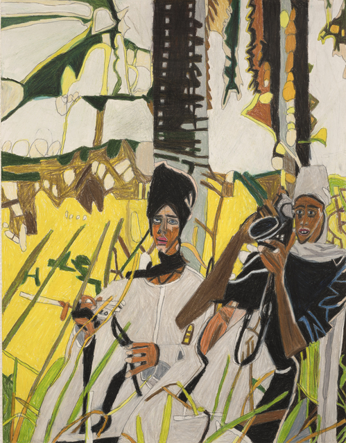 , 'Untitled,' 2019, Ricco/Maresca Gallery