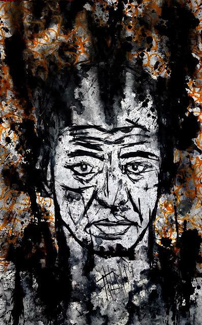 , 'Jackson Pollock,' 2014, The Directed Art Modern