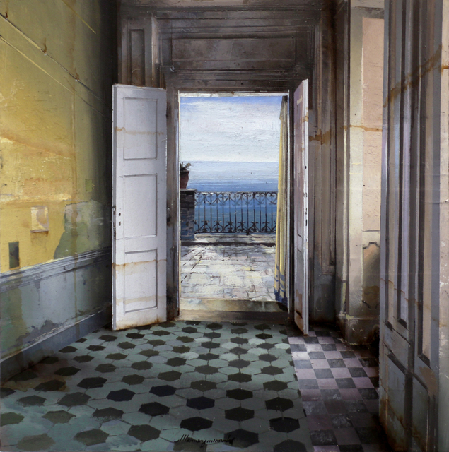 Matteo Massagrande, 'Stanza Gialla', 2019, Pontone Gallery