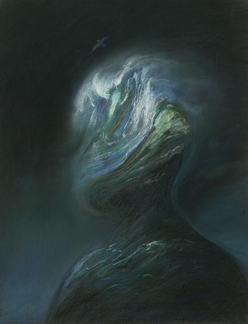 , 'Head: Wave,' 2016, Beinart Gallery