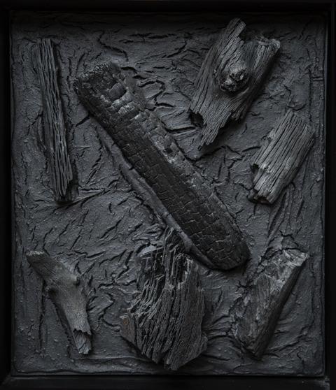, 'El Negro 3032,' 2015, Galeria Enrique Guerrero