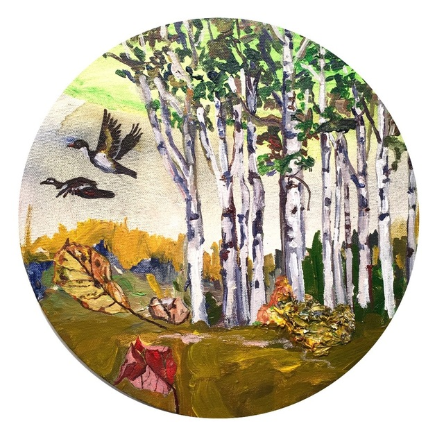 Richelle Gribble, 'Ecosystem VIII', 2016, Jonathan Ferrara Gallery