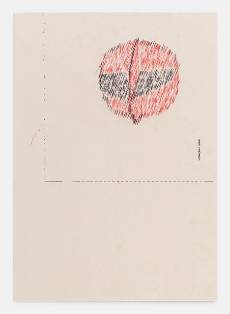 , 'Typescript 140469,' 1969, Richard Saltoun