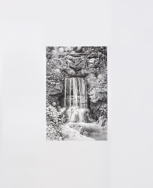 , 'Cascade (Cascades du Parc Montsouris),' 2018, bo.lee gallery