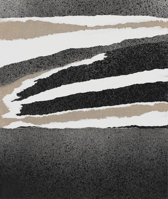 , 'Sea Scape 15,' 2018, David Pluskwa