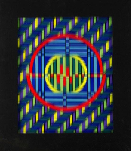 , 'Composizione Vibrante,' 1970, TAG TheArtGallery