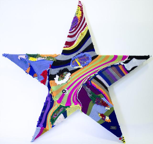 , 'International Star I,' 2015, SMAC