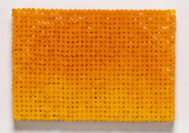 , 'Yellow Canvas,' 2018-2019, Elizabeth Leach Gallery