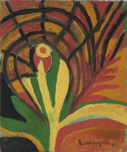 , 'Untitled,' 1951, Galeria Estação