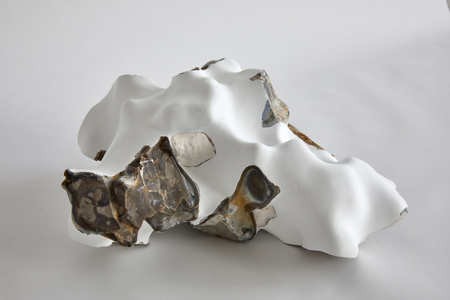 , 'Flint #1,' 2017, Galerie Gisela Clement