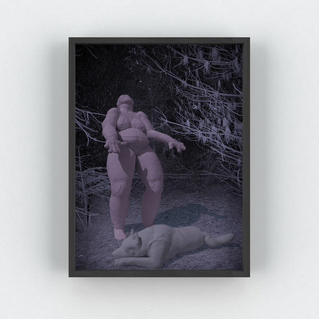 , 'Lake VII 2006/2019 (Revisited),' 2019, Studios New Amerika