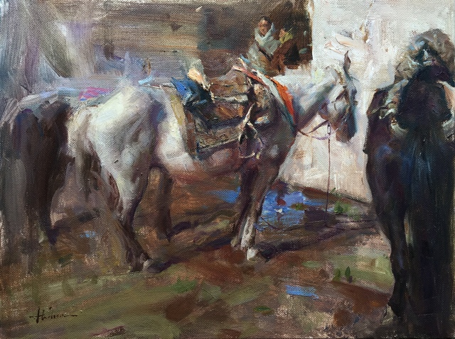 , 'Tibetan Saddle,' , Trailside Galleries