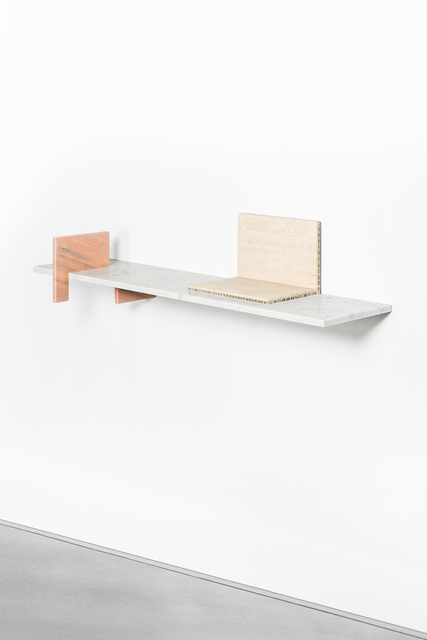 , 'Cut_paste #3 (Wall Console),' 2015, Carpenters Workshop Gallery