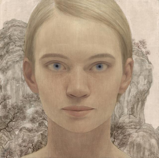 , 'Study of Amanda #3,' 2017, Gallery Henoch