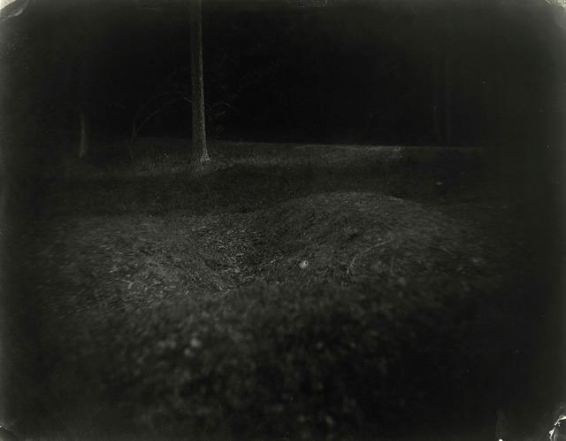 , 'Battlefields, Antietam (Trenches),' 2001, Gagosian