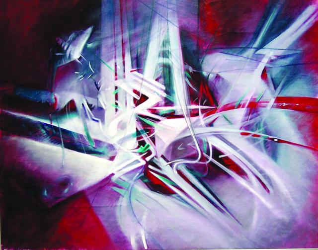 """, 'Where the Moth Rests (""""Dove la Falena si Riposa""""),' 2004, Brun Fine Art"""