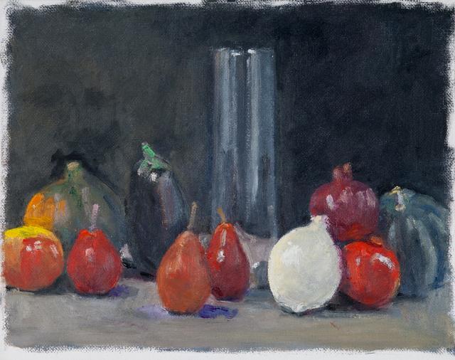 , 'Goya's Onion,' 2017, Les Yeux du Monde Gallery
