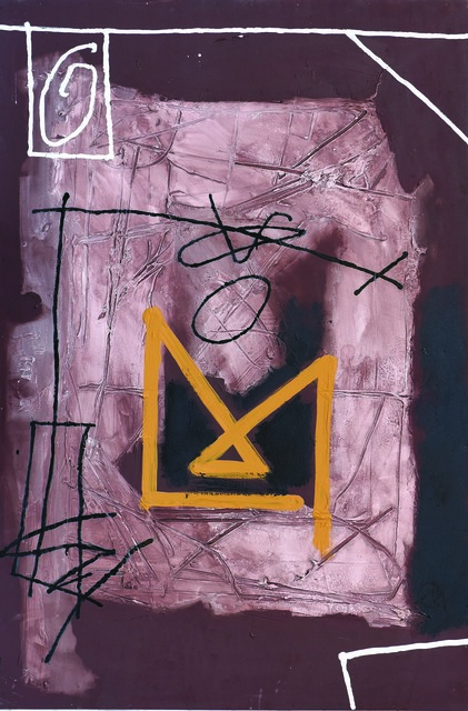 ", 'CAPITAL ""M"",' 2017, Bellart Gallery"