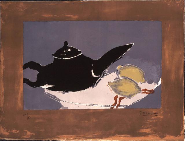 , 'Théière et Citrons,' 1949, Alan Cristea Gallery