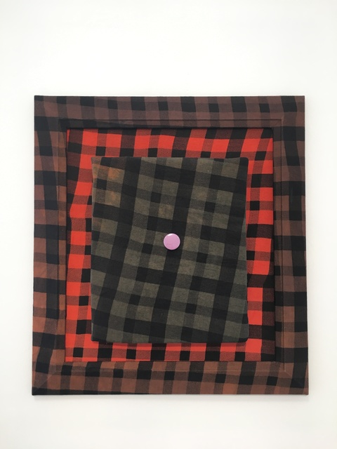 , 'Flannel - it's the new cashmere,' 2016, Open Mind Art Space