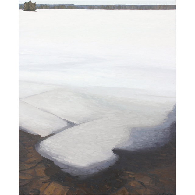 , 'Melting Ice,' 2018, Petroff Gallery