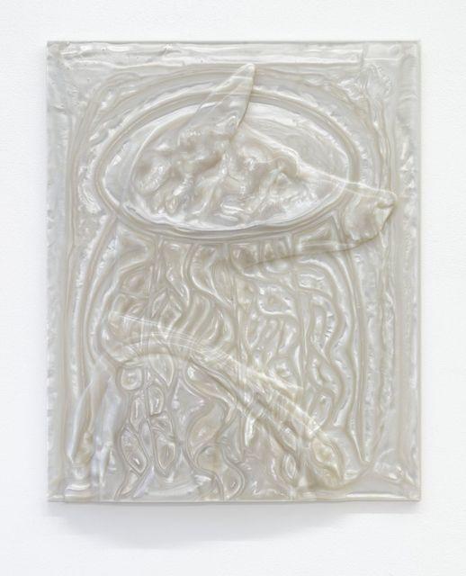 Oliver Laric, 'Hermanubis Relief', 2017, Sculpture, Polyurethane, pearlescent pigment, glass fiber, epoxy, Metro Pictures