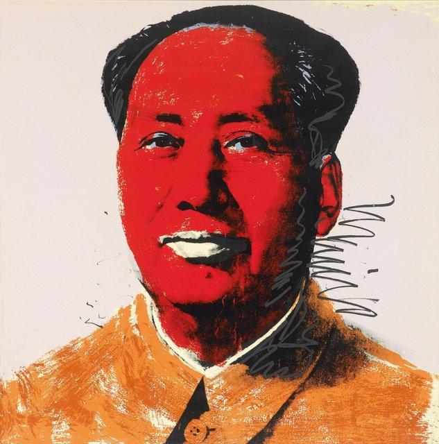 , 'Mao II.96,' 1972, OSME Gallery