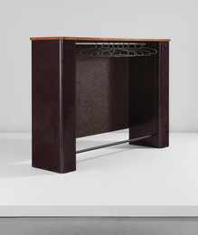 Coat rack, designed for Cité Technique, Cachan