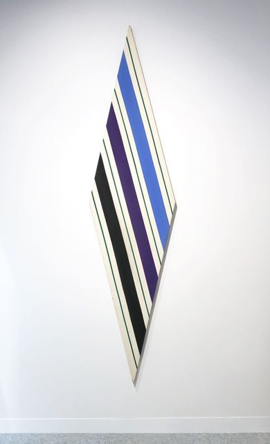Kenneth Noland, 'In the Curl', 1967, Leslie Feely