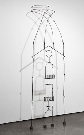 Juan Garaizabal, 'First Model Memoria Urbana Paris', 2011, Sculpture, Steel, Bogena Galerie
