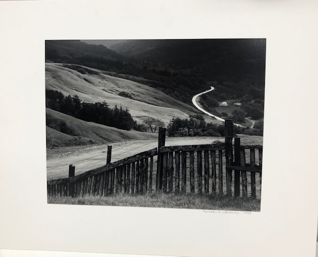 , 'California Highway One, Big Sur,' 1973, Susan Spiritus Gallery