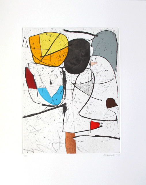 , 'Nine Ideas,' 2013, David Krut Projects