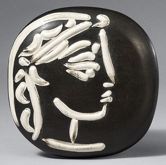 Pablo Picasso, 'Profil de Jacqueline (Jacqueline's Profile), 1956', 1956, Masterworks Fine Art