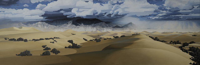 , 'Stovepipe Wells Dunes 4, Death Valley,' 2015, Telluride Gallery of Fine Art