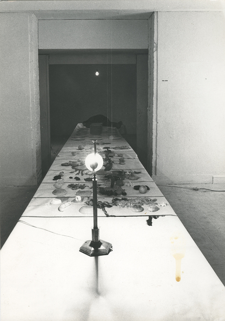 , '10 Days,' 1973, Galeria Jaqueline Martins