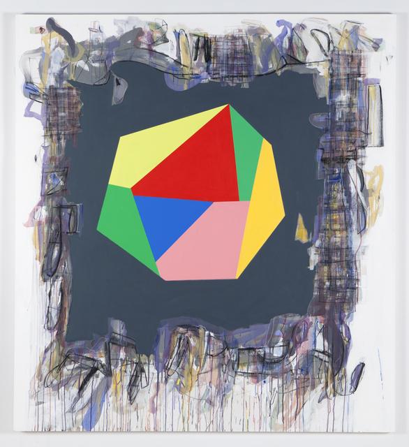 Peter Plagens, 'Treasures o' the Street', 2017, Nancy Hoffman Gallery