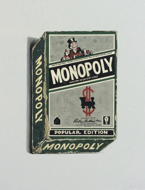 , 'Monopoly,' 2014, Albert Merola Gallery