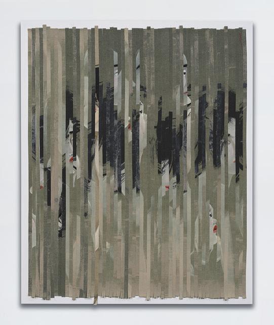 , 'Strip 1,' 2017, Jack Shainman Gallery