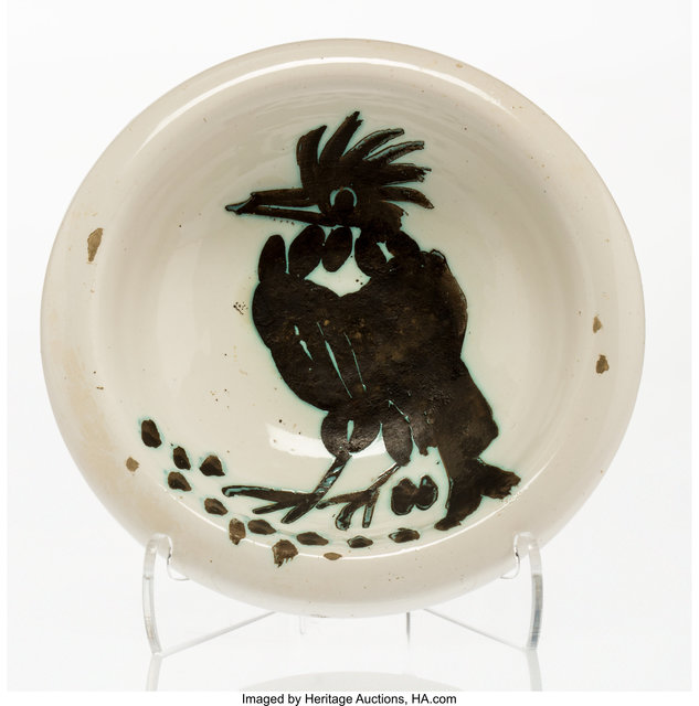 Pablo Picasso, 'Oiseau à la huppe', 1952, Heritage Auctions