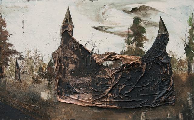 , 'Country Church,' 2016, Valley House Gallery & Sculpture Garden