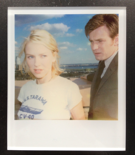 Stefanie Schneider, 'Stefanie Schneider Minis 'Lila and Sam' (Stay) featuring Ewan McGregor and Naomi Watts', 2006, Photography, Lambda digital Color Photographs based on a Polaroid. Sandwiched in between Plexiglass (thickness 0.7cm), Instantdreams